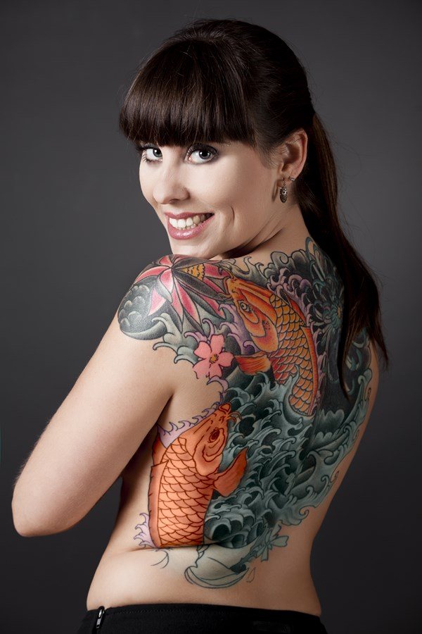 modele tatouage fleur