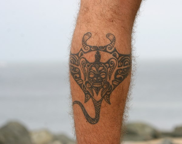 Simulateur tatouage homme
