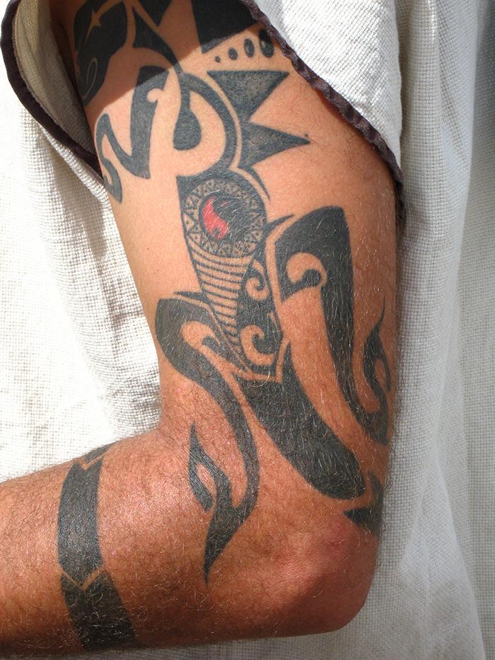 Simulation tatouage