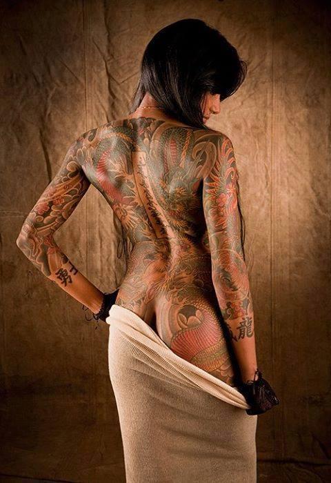 Tatouage Temporaire sexy